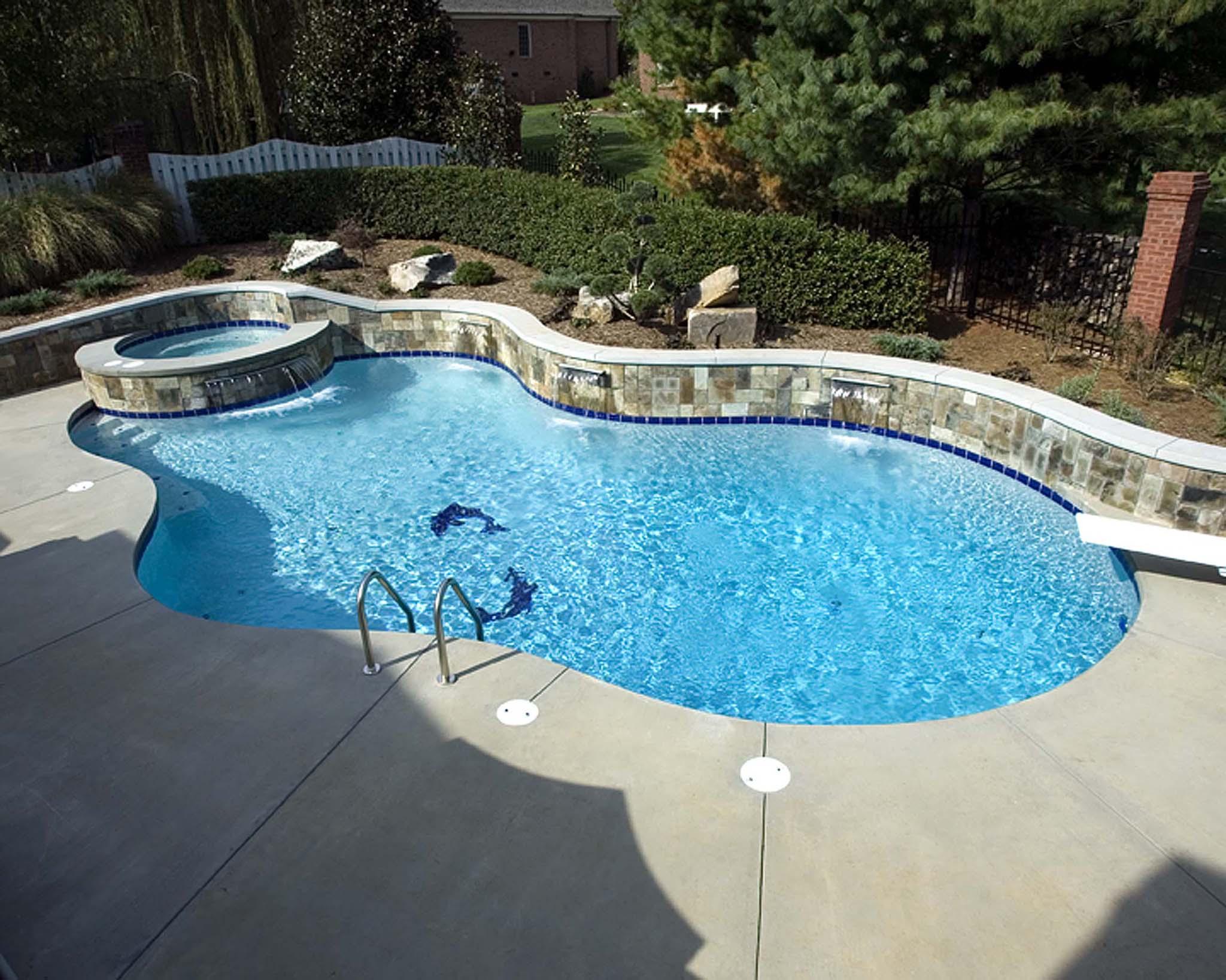 Gunite Swimming Pool Knoxville Builders Explain Tipton Pools