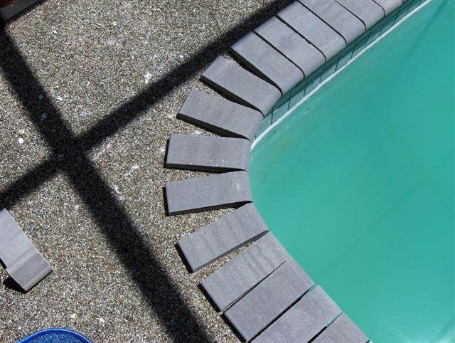 Update Your Swimming Pool Coping Tipton Pools Knoxville