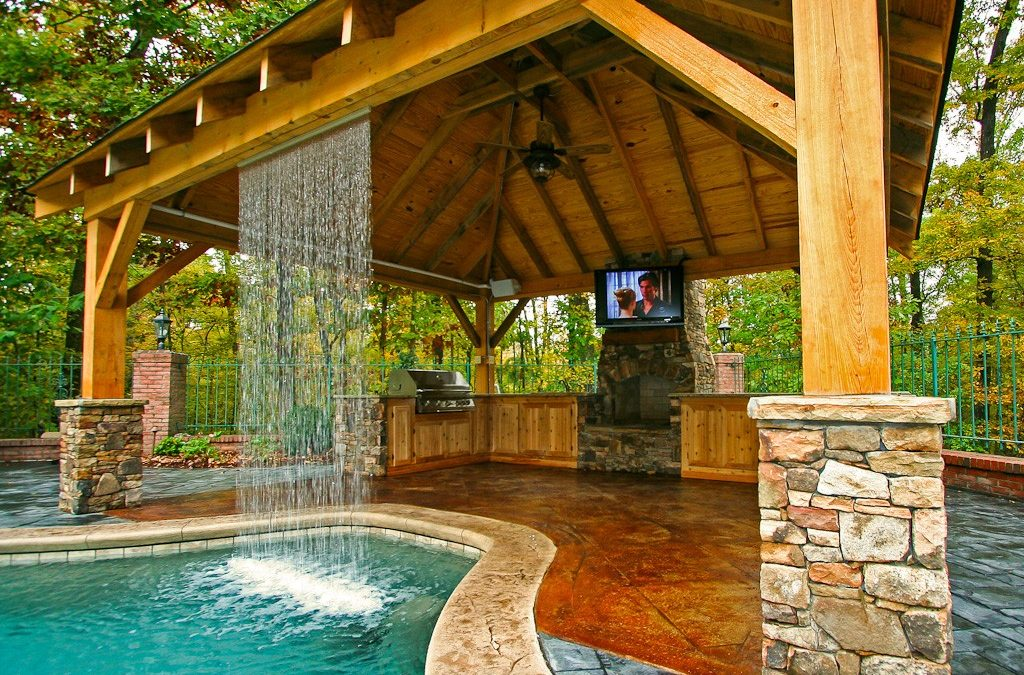 Should you have a pool house?