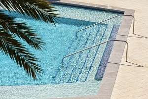 Choose the best steps for your inground pool