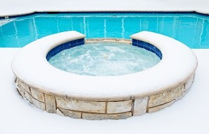 Get fit tips for hot tub owners