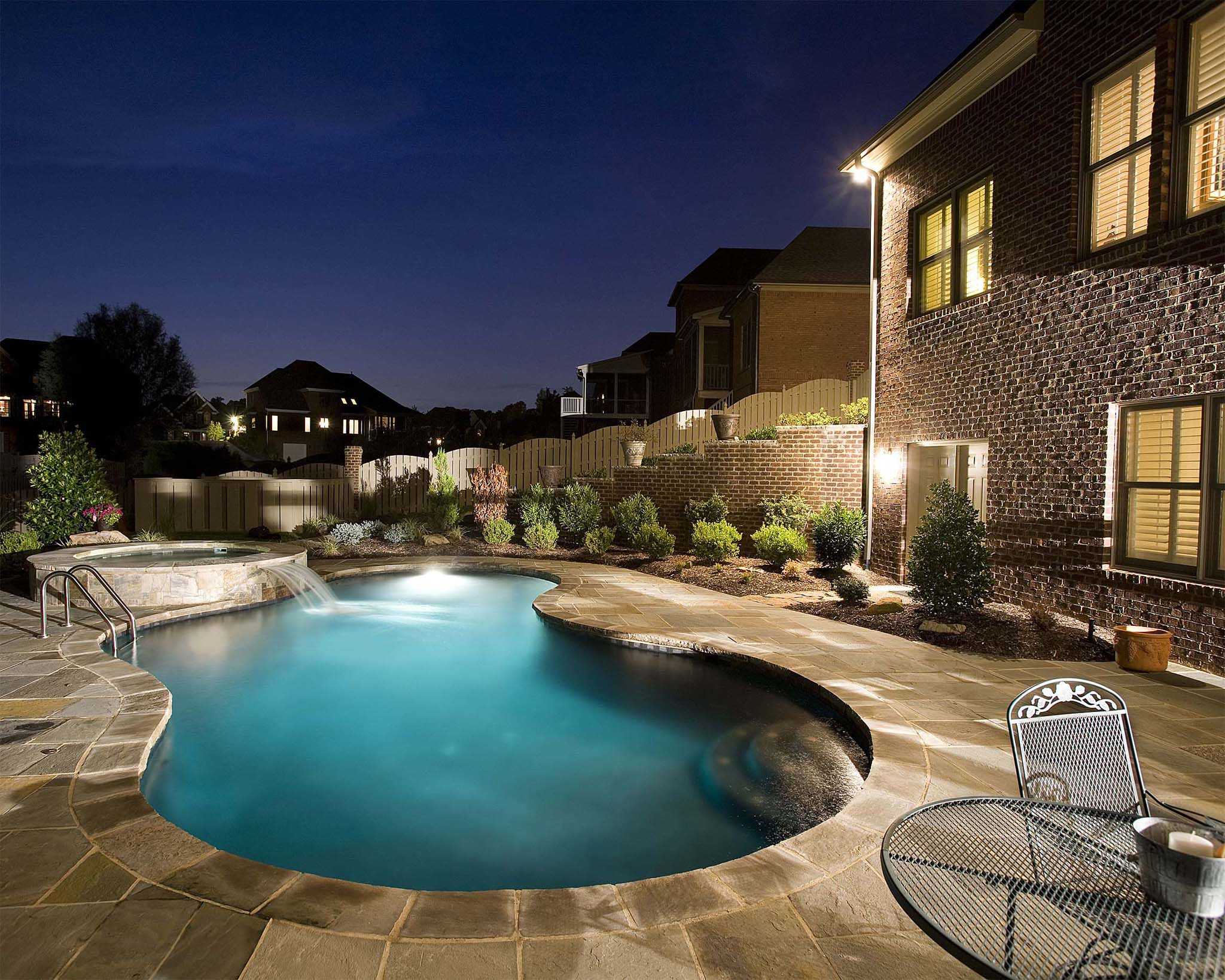 Off season pool construction advantages tipton pools for Pool design knoxville tn