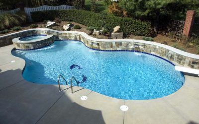Get a bubble jet feature in your new pool
