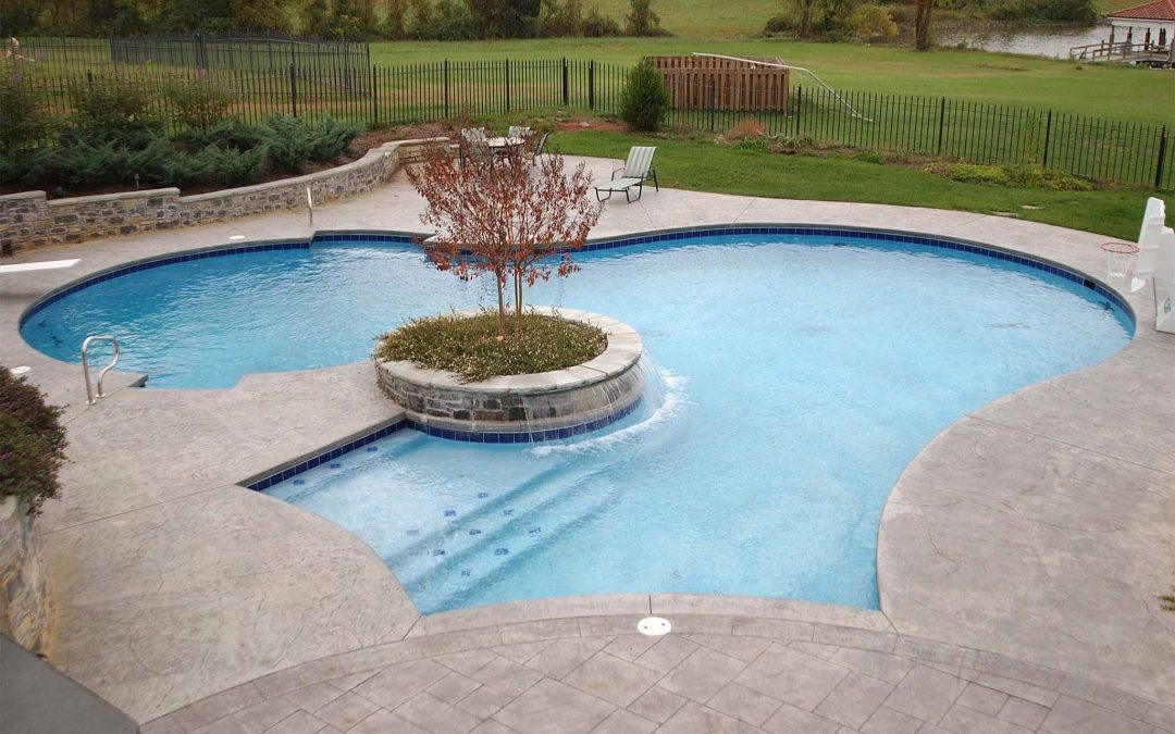 Buying a new home? Add a swimming pool