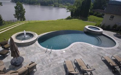 Caring for swimming pool furniture