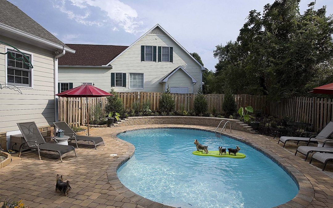 Plan your 2020 swimming pool project