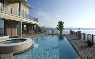 What are the hot 2020 swimming pool trends?