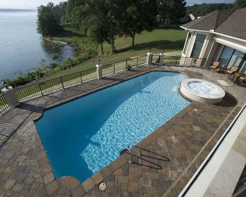 hurricane proof the pool