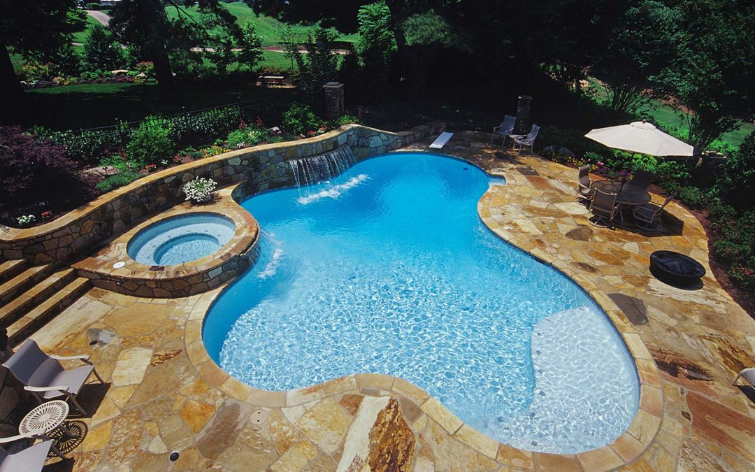 What is a liquid solar pool cover?