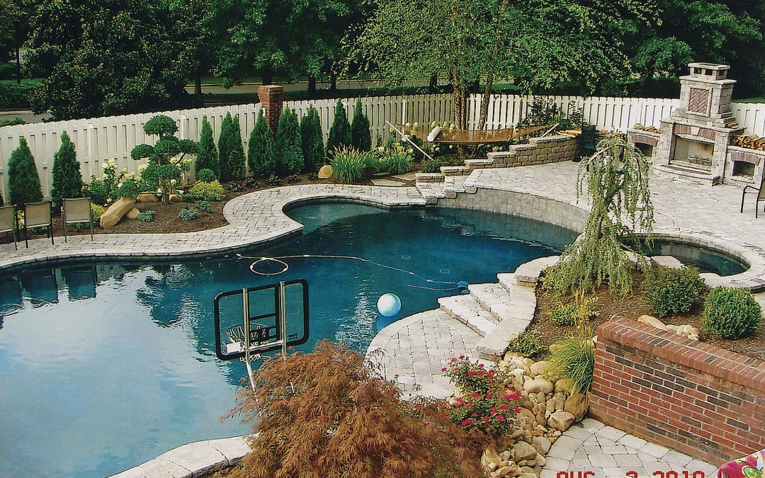 Why concrete pools are a popular choice