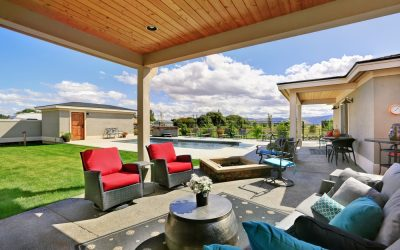How to update your outdoor living space