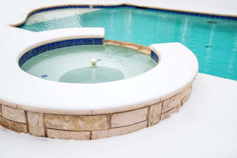 How to care for your pool's winter cover