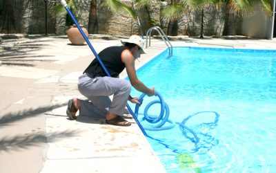 How to care for and maintain your swimming pool