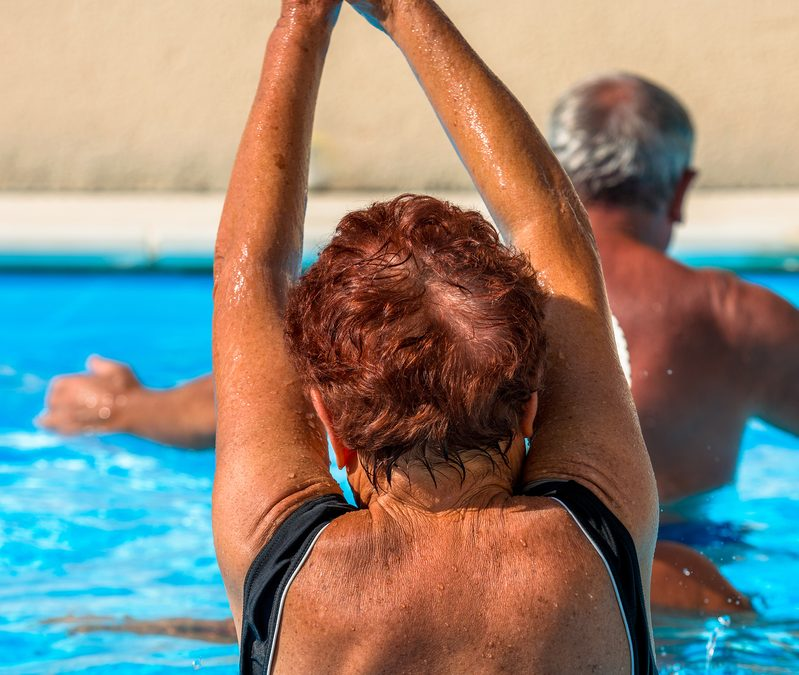 How swimming helps alleviate arthritis pain