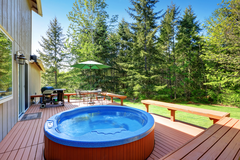 Getting a hot tub? 7 tips